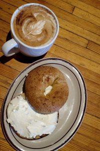 bagle-coffee
