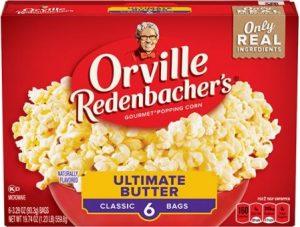 Orville Redenbacher's Ultimate Butter